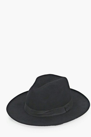 Wool Fedora. £12 from Boohoo Man
