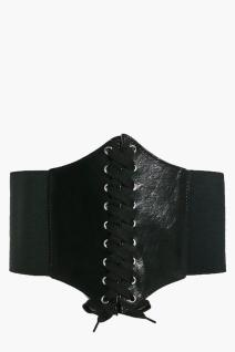 Lily Corset Lace Up Belt. £12 from Boohoo