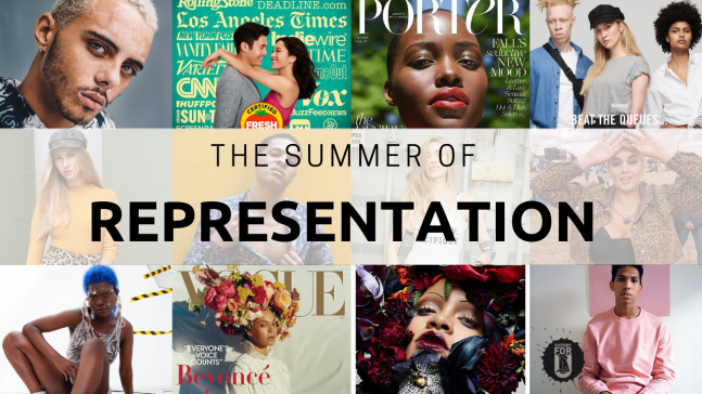 Summer of representation
